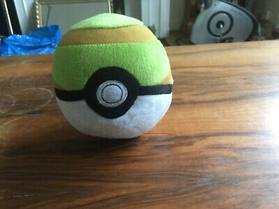 Safari Ball Pokemon Plush • 7£