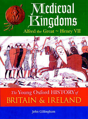 £3.99 • Buy Young Oxford Medieval Kingdoms - Alfred The Great - Henry VII *NEW* + *FREE P&P*
