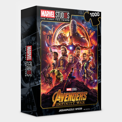£32.61 • Buy Jigsaw Puzzles 1000 Pieces  Avengers : Infinity War  / Marvel / M1039