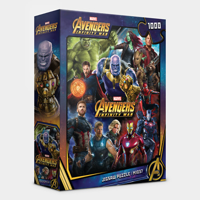 £31.89 • Buy Jigsaw Puzzles 1000 Pieces  Avengers : Infinity War  / Marvel / M1037