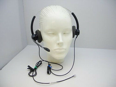 AU42.61 • Buy SP12-A Headset For ZULTYS ZIP33i Snom 360 821 Huawei ET325 Yealink SIP T22P T26P