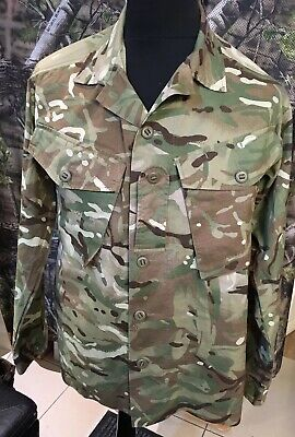 £19.95 • Buy British Army Issue MTP S95 Cut Warm Weather Jacket/Barrack Shirt Various Sizes