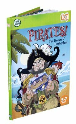£12.99 • Buy LeapFrog LeapReader Book Pirates! The Treasure Of Turtle Island (TAG) 5-7 Years