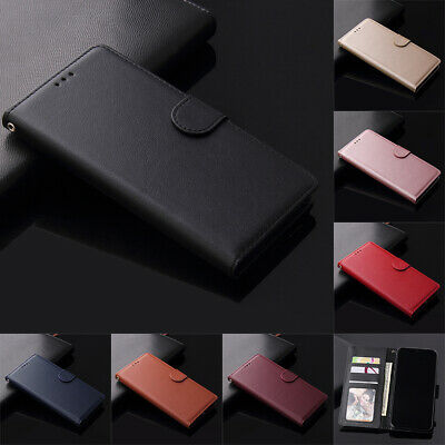 $1.47 • Buy For Xiaomi Redmi Note 8 7 6 5 Pro Magnetic Flip Card Wallet Leather Case Cover