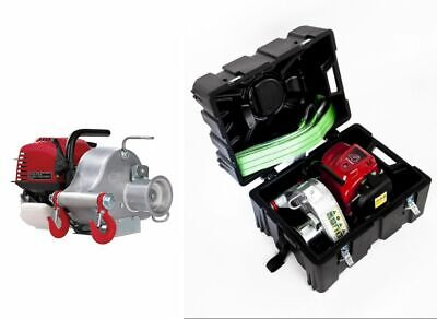 $1289.99 • Buy Portable Winch PCW3000 Portable Gas-Powered Capstan Winch & Carry Case