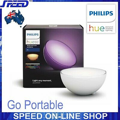 AU139 • Buy PHILIPS Hue - White And Color Ambiance - Go Portable Light