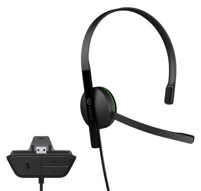 AU37.95 • Buy Xbox One Chat Headset NEW