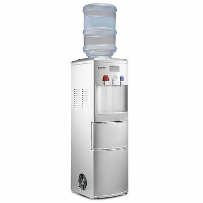 Durable Top Loading Water Dispenser W/Built-In Ice Maker Machine • 501.59$