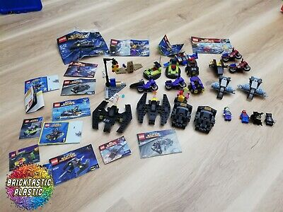 LEGO - Super Heroes - X16+ SUPERHEROES POLY PACK COLLECTION - 6865 3031 30271 +  • 37.14£
