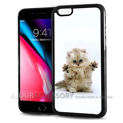 AU9.99 • Buy ( For IPhone 8 Plus ) Back Case Cover AJ10050 Cute Pussy Cat