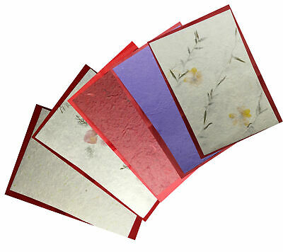 £3.50 • Buy Mulberry Paper A4 And Mulberry Paper Off-cuts