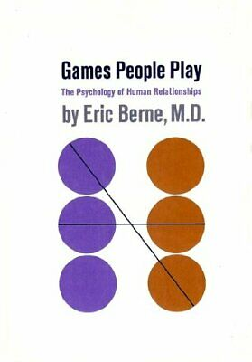 £3.95 • Buy Games People Play : The Psychology Of Human Relationships
