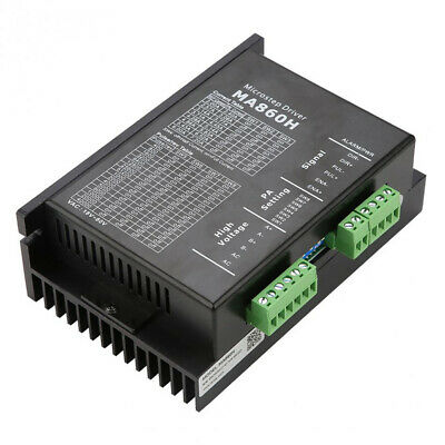 $65.54 • Buy MA860H Stepper Motor Board Driver Controller For 57/86/100 2-Phase Stepper Drive