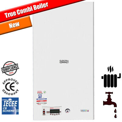 12kW Wall Hung Electric Combi Boiler - Central Heating Hot Water BP Compact NEW • 2,395£