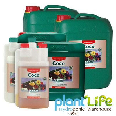 £17.90 • Buy Canna Coco A+B Veg And Flower Plant Food Base Nutrient - 1L / 5L & 10L