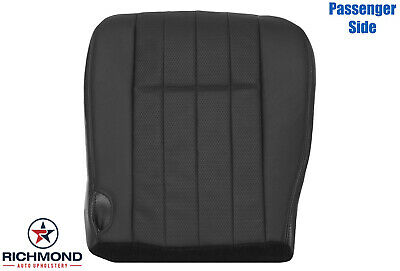$233.10 • Buy 05-07 Ford F250 F350 Harley-Davidson -Passenger Bottom Leather Seat Cover Black
