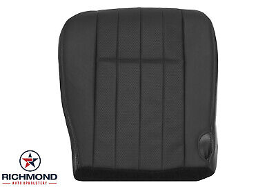 $233.10 • Buy 2005 Ford F250 F350 Harley-Davidson -Driver Side Bottom Leather Seat Cover Black
