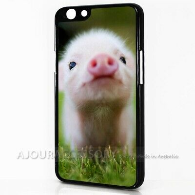 AU9.99 • Buy ( For Oppo A57 ) Back Case Cover AJ10247 Cute Baby Pig