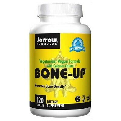 £10.98 • Buy Bone-Up (Vegetarian) 120 Tabs  By Jarrow Formulas