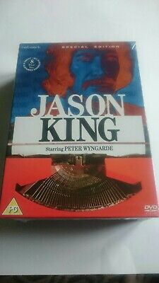 Jason King - Series 1 - Complete (DVD, 2008, 8-Disc Set) Special Edition  • 79.95£