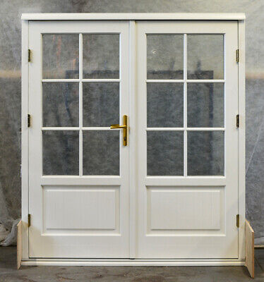 £1799 • Buy BRAND NEW Timber Bespoke French Patio Doors Georgian, Made To Measure, ANY SIZE
