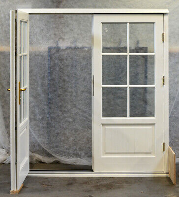 £1499 • Buy NEW Bespoke Timber Georgian French Doors, Patio Doors, Made To Measure ANY SIZE