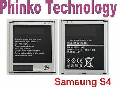 AU10.23 • Buy Samsung Galaxy S4 Internal Replacement Battery 2600mAh GT-i9506 GT-i9507 B600BE