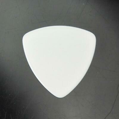 $ CDN17.51 • Buy 100pcs 0.71mm 346 Rounded Triangle Guitar Picks Plectrums Celluloid Solid White