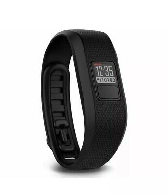 View Details GARMIN Vivofit 3 Fitness Tracker Automatic Sync. Black Waterproof Genuine New • 54.00£