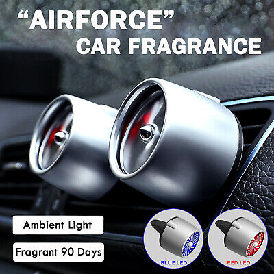 AU19.95 • Buy Car Air Vent Freshener Fragrance Diffuser Perfume Aromatherapy Christmas Gift AU