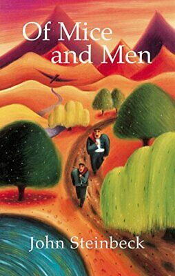 Of Mice And Men By John Steinbeck New Book • 13.58£