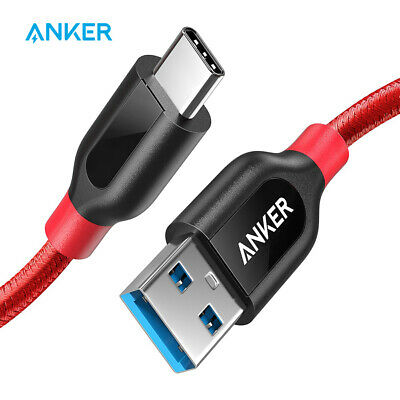 AU27.17 • Buy Anker Powerline+ USB C To USB Cable Type C High Durability For Samsung LG Xiaomi