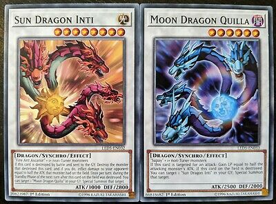 AU5.95 • Buy YuGiOh 6 Card Red-Eyes And Related Card Set/Lot 1st Edition NM