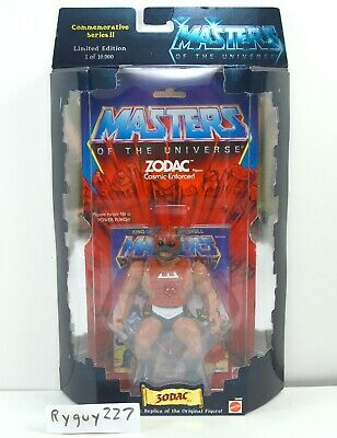 $65 • Buy MOTU, Commemorative Zodac, MISB, Sealed Box, MOC, Masters Of The Universe Figure