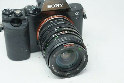 $ CDN94.52 • Buy Sony E Mount Adapted Ensinor 24mm F2.8 Wide Prime Lens All A7 Nex,a6000