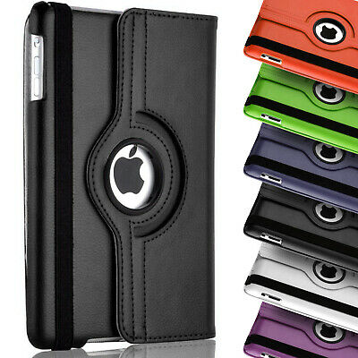 £5.99 • Buy PU Leather Rotate Stand Case Cover For Apple IPad Air 1st Gen A1474 A1475 A1476