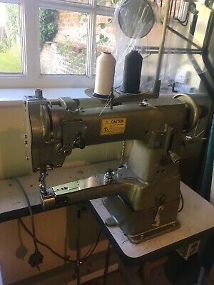 Pfaff Industrial Sewing Machine Cylinder Arm Walking Foot • 800£