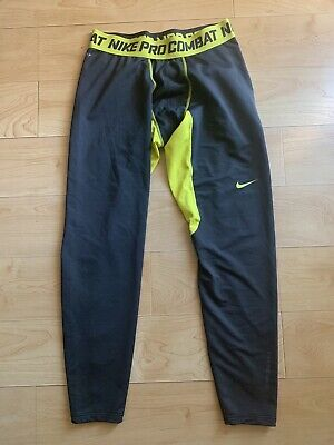 f4c95a5ec3 Nike Pro Combat Men's HyperWarm Tights Compression Training Workout Size  Large • 20.00$