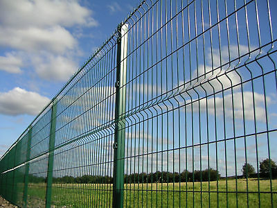 2.0m High  Security Fencing, Mesh Fencing, Wire Mesh,tel: 01257 422964 • 20.79£