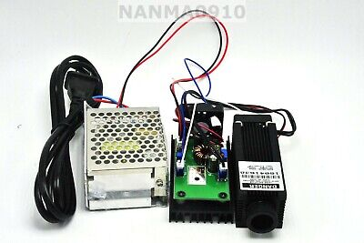 AU185.52 • Buy High Power 830nm 1w IR InfraRed 1000mw Laser Dot Module 12V TTL