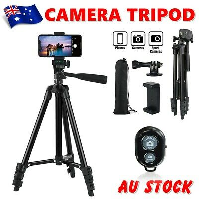 AU18.95 • Buy Professional Camera Tripod Bluetooth Remote Flexible For IPhone Samsung Camera