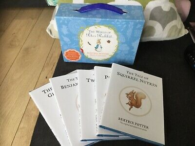 £7.95 • Buy The World Of Peter Rabbit Collection 5 Classic Stories M&S BNIB