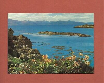 Postcard - Skye From Kyle Of Lochalsh, Ross-shire • 2.49£