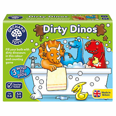 £9.27 • Buy Orchard Toys Dirty Dinos