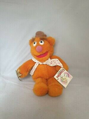 £7.99 • Buy The Muppets Fozzie Bear Plush Soft Toy With Tags