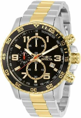 £114.55 • Buy Invicta Men's Specialty 45mm Steel And Gold Tone Stainless Quartz...
