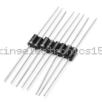 $ CDN8.31 • Buy 1000PCS 1N4007 IN4007 DO-41 1A 1000V Rectifie Diodes