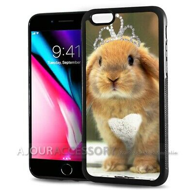 AU9.99 • Buy ( For IPhone 8 Plus ) Back Case Cover AJH11542 Cute Rabbit