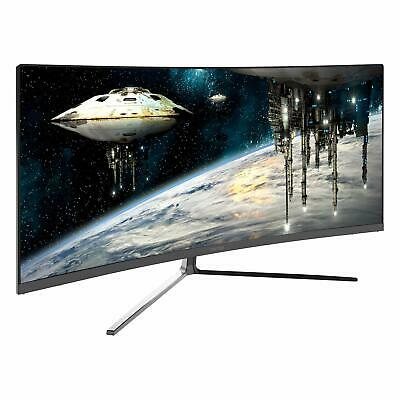 AU439.82 • Buy Viotek GN34CB 34In 21:9 Ultrawide Curved Gaming Professional Monitor 100Hz 1440p