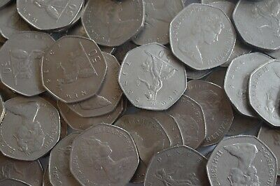 £5.50 • Buy 1969 To1997 Old Large Britannia 50p Fifty Pence Coin Elizabeth II Choice Of Year